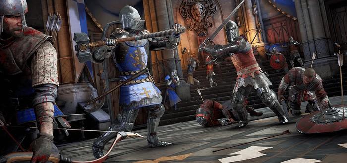 Для Chivalry II на PS4 и PS5 вышел новый патч