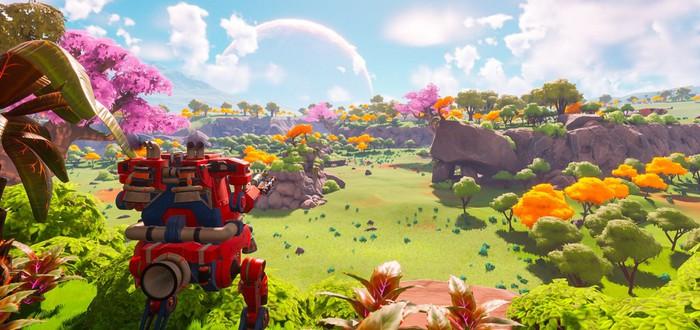 Анонсирована Lightyear Frontier — игра про космических фермеров с гигантскими мехами и открытым миром