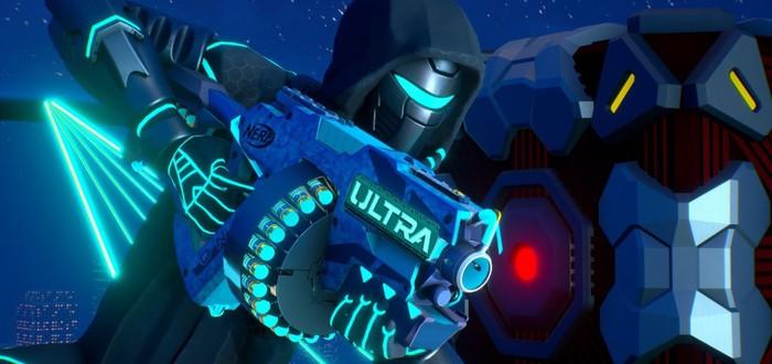 Анонсирован шутер Nerf: Legends по мотивам одноименных игрушек