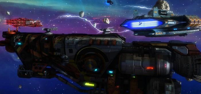 В Epic Games Store началась раздача Rebel Galaxy, на очереди Void Bastards и Yooka-Laylee