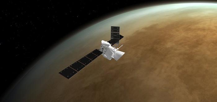 Посмотрите, как выглядел пролет аппарата Solar Orbiter возле Венеры