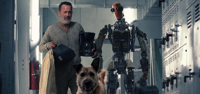 """Том Хэнкс сделал робота для своего пса — первый кадр фильма """"Финч"""""""