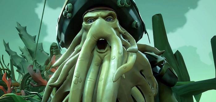 В Sea of Thieves в июне сыграли почти 5 миллионов игроков