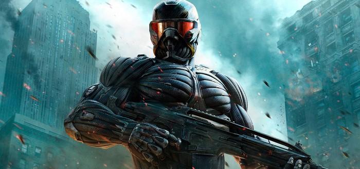 Первый взгляд на Crysis 2 Remastered на PlayStation 5
