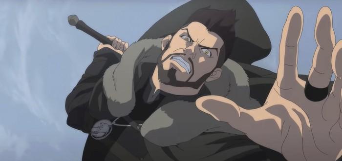 """Опубликованы постеры героев будущего аниме-сериала """"Ведьмак. Кошмар Волка"""""""