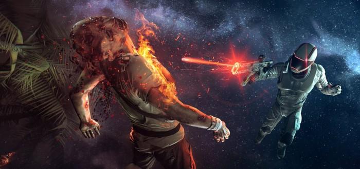 В Dying Light началось странное событие с пониженной гравитацией и инопланетянами