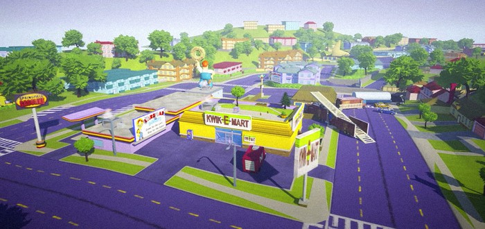 Умелец сделал ремастер The Simpsons: Hit and Run в Unreal Engine 5 за неделю