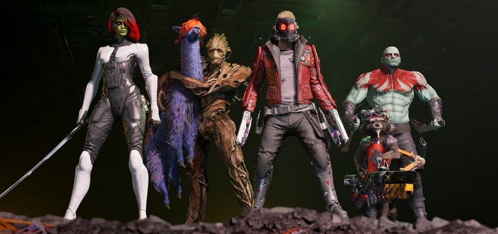 Разработчики Guardians of the Galaxy рассказали про музыку в игре