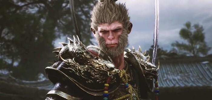 Красоты Unreal Engine 5 и масса боссов в новом геймплее Black Myth: WuKong