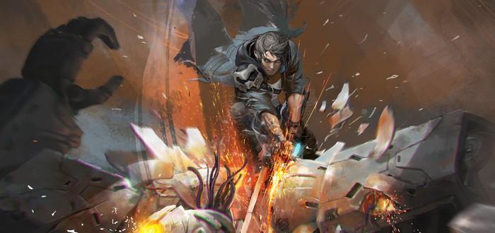 Уничтожение десятков врагов в новом трейлере слэшера Ultra Age
