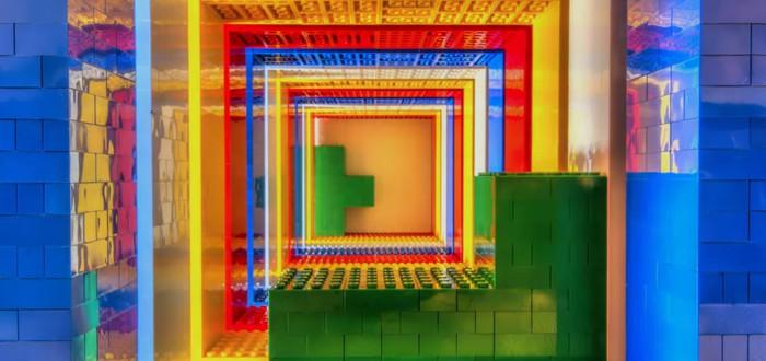 На это потрясающее стоп-моушен видео из Lego ушло девять лет