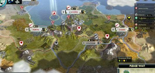 13 минут геймплейя Civilization V