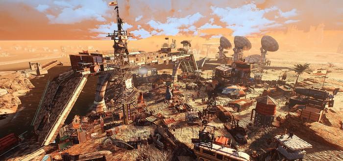 Каким мог бы быть градостроительный спин-офф Fallout 4?