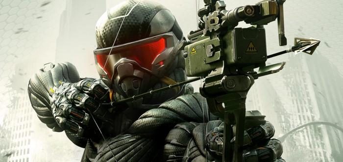 Crysis 3 показали на Nintendo Switch — стабильные 30 FPS