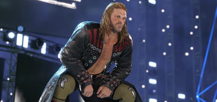 WWE 2K22 выйдет в марте 2022 года