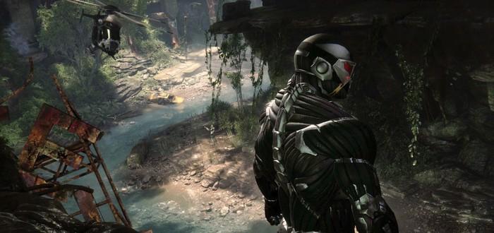 Crytek выпустила сравнение графики Crysis Remastered Trilogy на PS3 и PS5