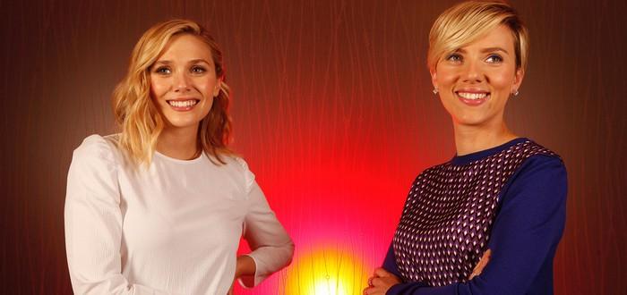 Элизабет Олсен поддержала Скарлетт Йоханссон в ее противостоянии с Disney