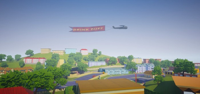 Создатель фанатского ремастера The Simpsons: Hit and Run удалил свой проект