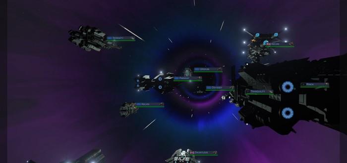 Управление последним флотом человечества в первом трейлере стратегии Fragile Existence