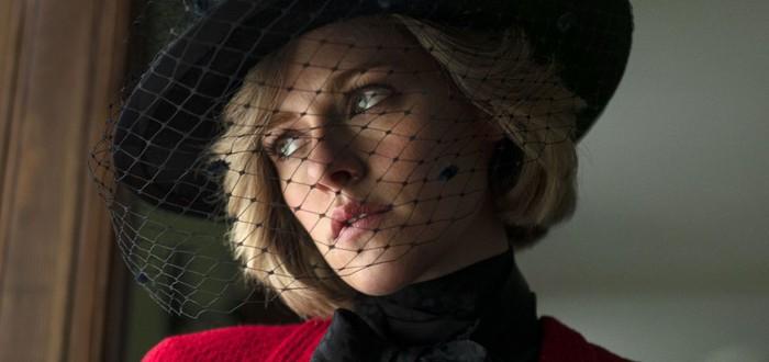 """Кристен Стюарт в роли принцессы Дианы в тизере байопика """"Спенсер"""""""