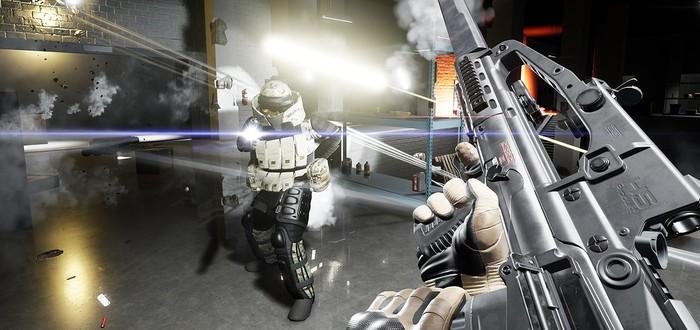 Gamescom 2021: Новый трейлер духовного наследника F.E.A.R. — Trepang2 и планы на релиз
