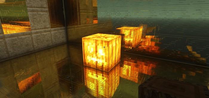 Видеосравнение 13 лучших шейдеров Minecraft в 4K и с трассировкой лучей