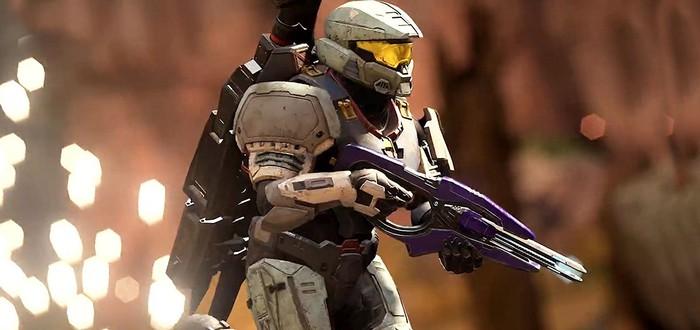 На Xbox Series появился динамический фон по Halo Infinite