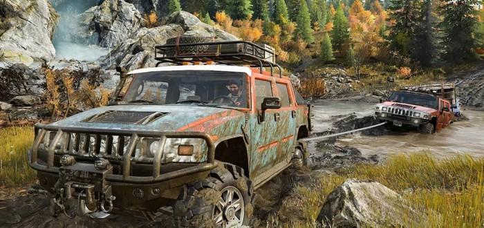 Новая игра+, кроссплей и Ростовская область — детали второго года поддержки SnowRunner