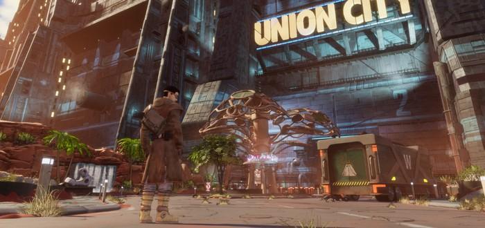 Адвенчура Beyond a Steel Sky выйдет на PlayStation, Xbox и Switch в конце ноября