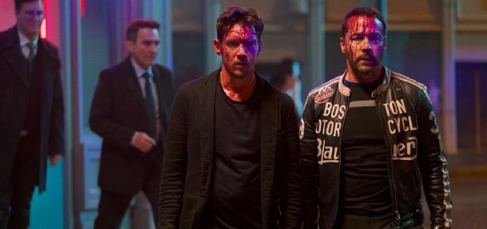 Искусство и убийства в трейлере триллера American Night