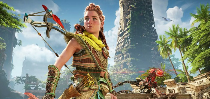 Стартовали предзаказы на Horizon Forbidden West: 4999 рублей на PS4 и 5499 на PS5