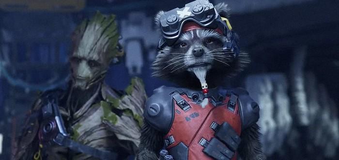 Guardians of the Galaxy займет на PS5 чуть больше 41 ГБ