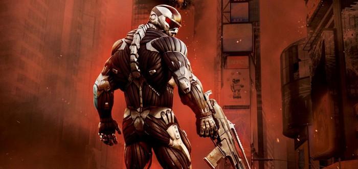 Crysis Remastered Trilogy выйдет на консолях и PC в середине октября