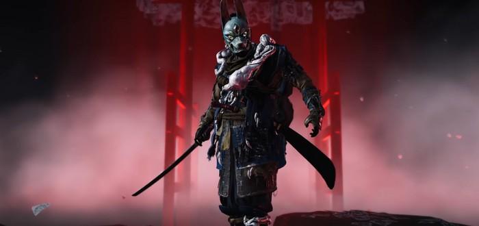 Геймплей режима Соперники в новом трейлере Ghost of Tsushima Legends