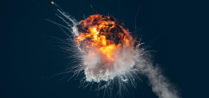 Посмотрите, как взрывается ракета Firefly Alpha во время первого полета