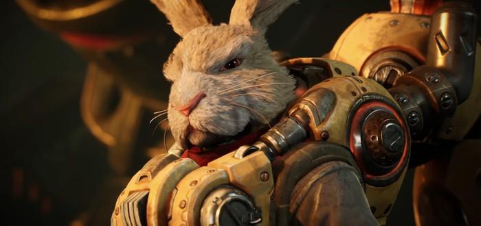 Боевой кролик, мрачная антиутопия и сражения в релизном трейлере F.I.S.T.: Forged in Shadow Torch