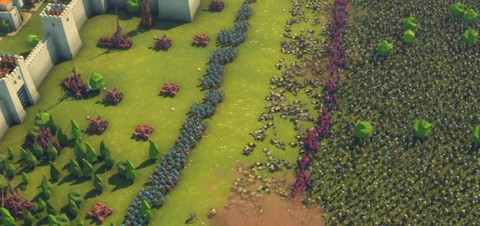 Оборона от сотен врагов в трейлере и геймплее стратегии Diplomacy is Not an Option