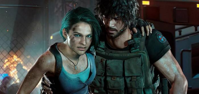 Ремейк Resident Evil 3 может получить первое обновление с релиза