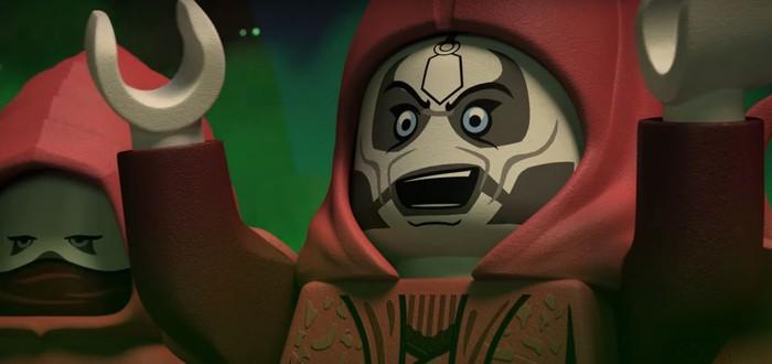 Первый трейлер хэллоуинского выпуска LEGO Star Wars Terrifying Tales
