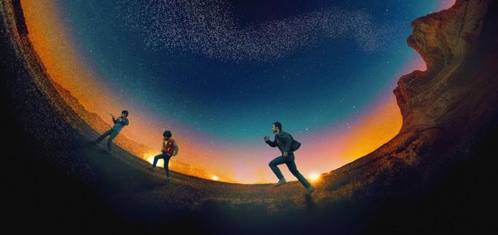 Риз Ахмед в тизере фантастического триллера Encounter от Amazon Prime