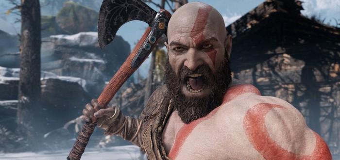 В God of War Ragnarok будет мощный упитанный Тор