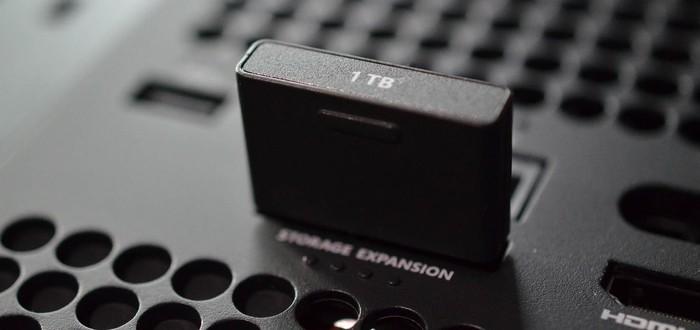 Обычный SSD подключили к Xbox Series через слот расширения при помощи адаптера CFe на NVMe