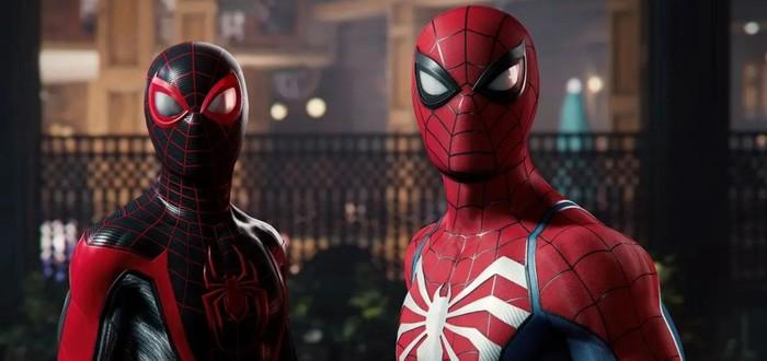 Spider-Man 2 стала самой популярной игрой с шоу PlayStation — 7.5 миллиона просмотров, следом идет God Of War Ragnarok