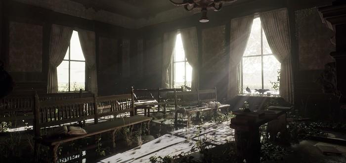 Эти карты на Unreal Engine 5 вдохновлены The Last of Us 2