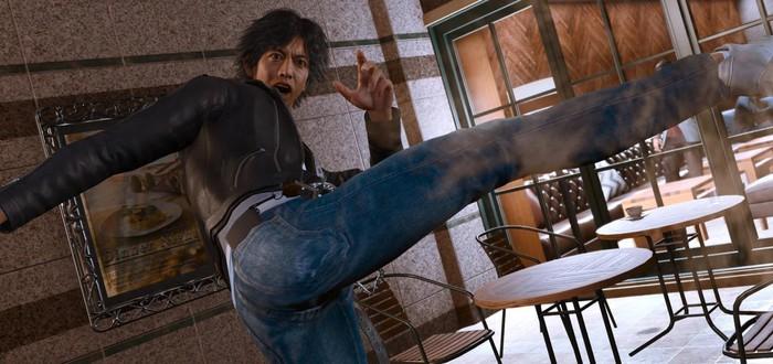 Загадочное убийство и борьба в стартовом геймплее Lost Judgment
