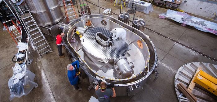 Термоядерный синтез еще на шаг ближе благодаря ультра-мощному магниту