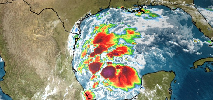 Тропический шторм Николас грозит Техасу наводнением