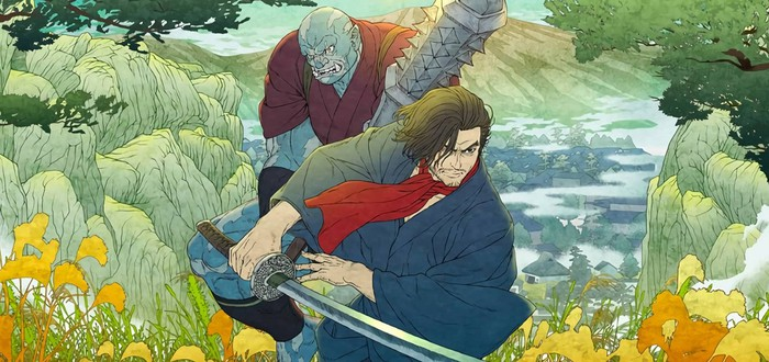 """Эльфы, орки и Япония в трейлере Bright: Samurai Soul — аниме спин-оффе """"Яркости"""""""