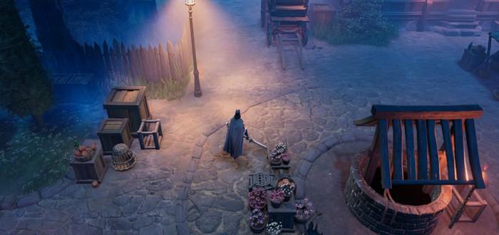 Обустройство поместья и бои с кровью в геймплейном трейлере V Rising
