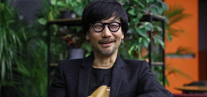 Хидео Кодзима признался, что не может играть в шутеры от первого лица из-за тошноты